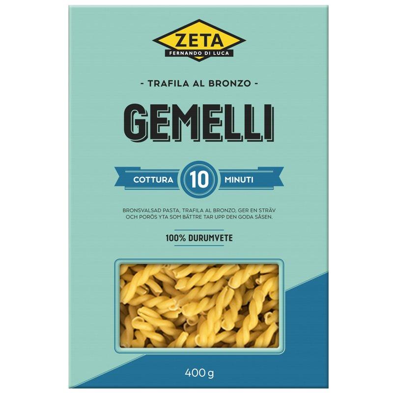 "Pasta ""Gemelli"" 400g - 22% rabatt"