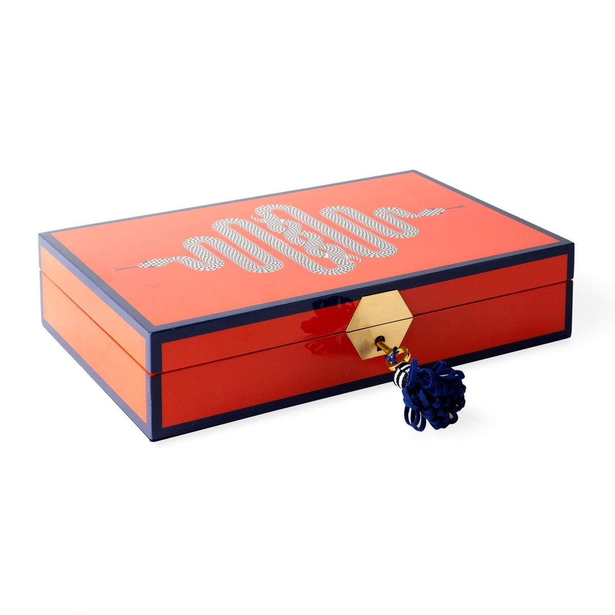 Jonathan Adler I Eden Lacquer Jewellery Box