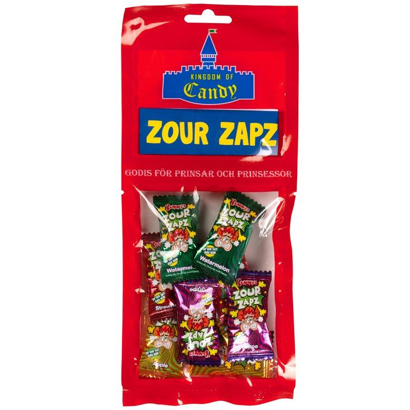 Zour Zapz - 18% rabatt
