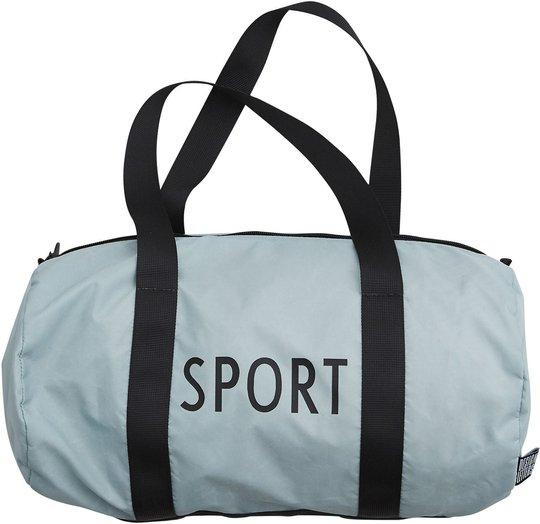 Design Letters Sportsbag Liten, Green