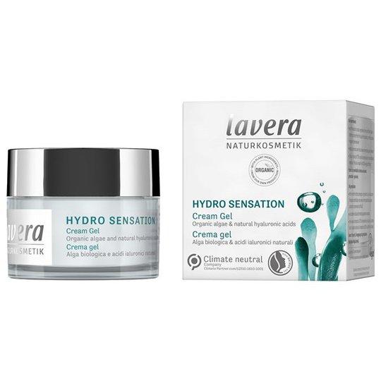Lavera Hydro Sensation Cream Gel, 50 ml