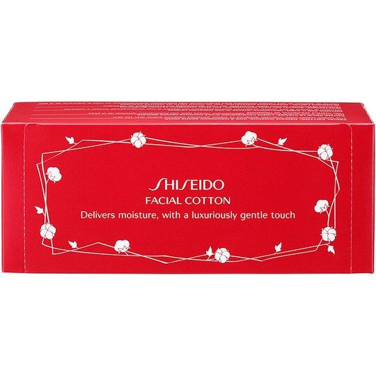 Shiseido Facial Cotton, Shiseido Ihonpuhdistus