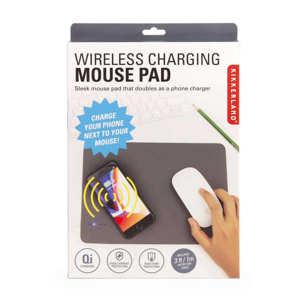 Wireless Charging Mouse Pad (US174-EU)