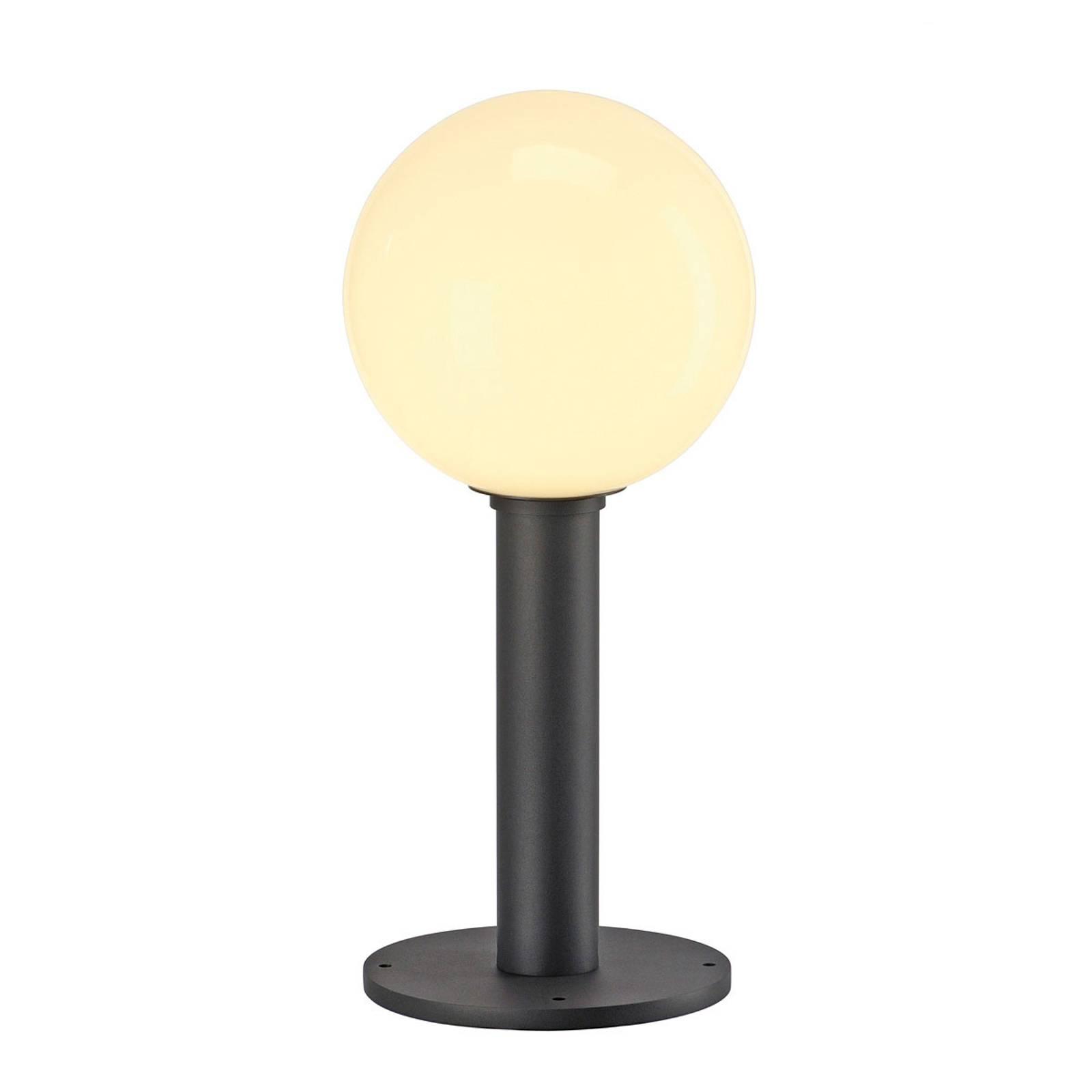 SLV Gloo Pure 44 -pollarilamppu, korkeus 44 cm