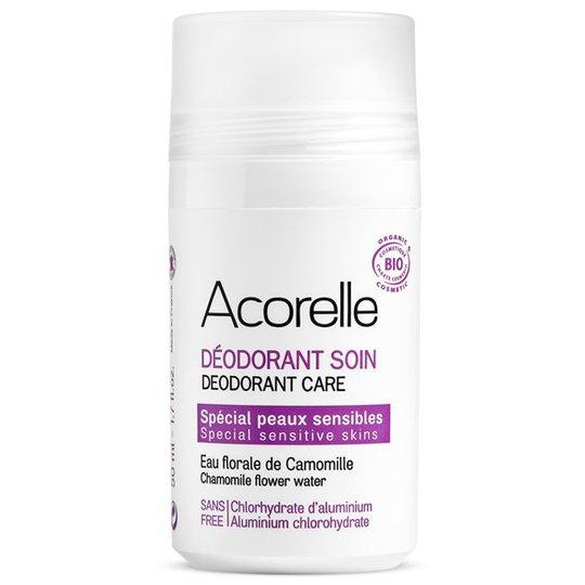 Acorelle Sensitive Skin Deodorant, 50 ml