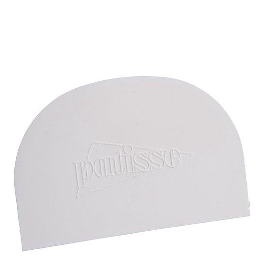 Patisse - Patisse Degskrapa Plast 12 cm Vit