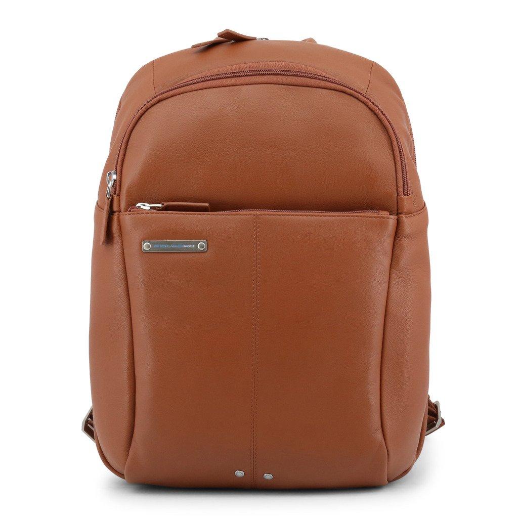 Piquadro Men's Backpack Brown CA3214X2 - brown NOSIZE