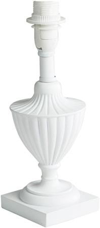 Pollino Lampfot Vit 24cm