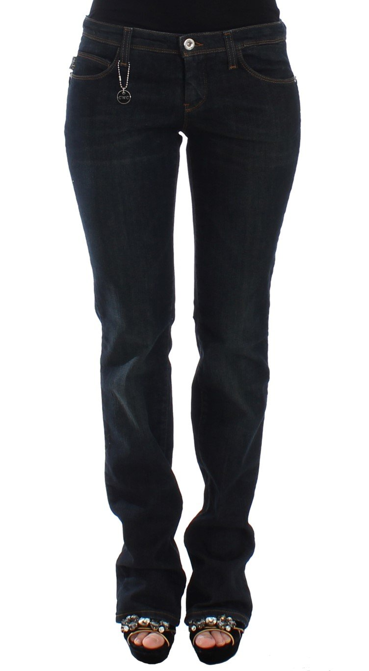 Costume National Women's Slim Fit Jeans Blue SIG12688 - W33