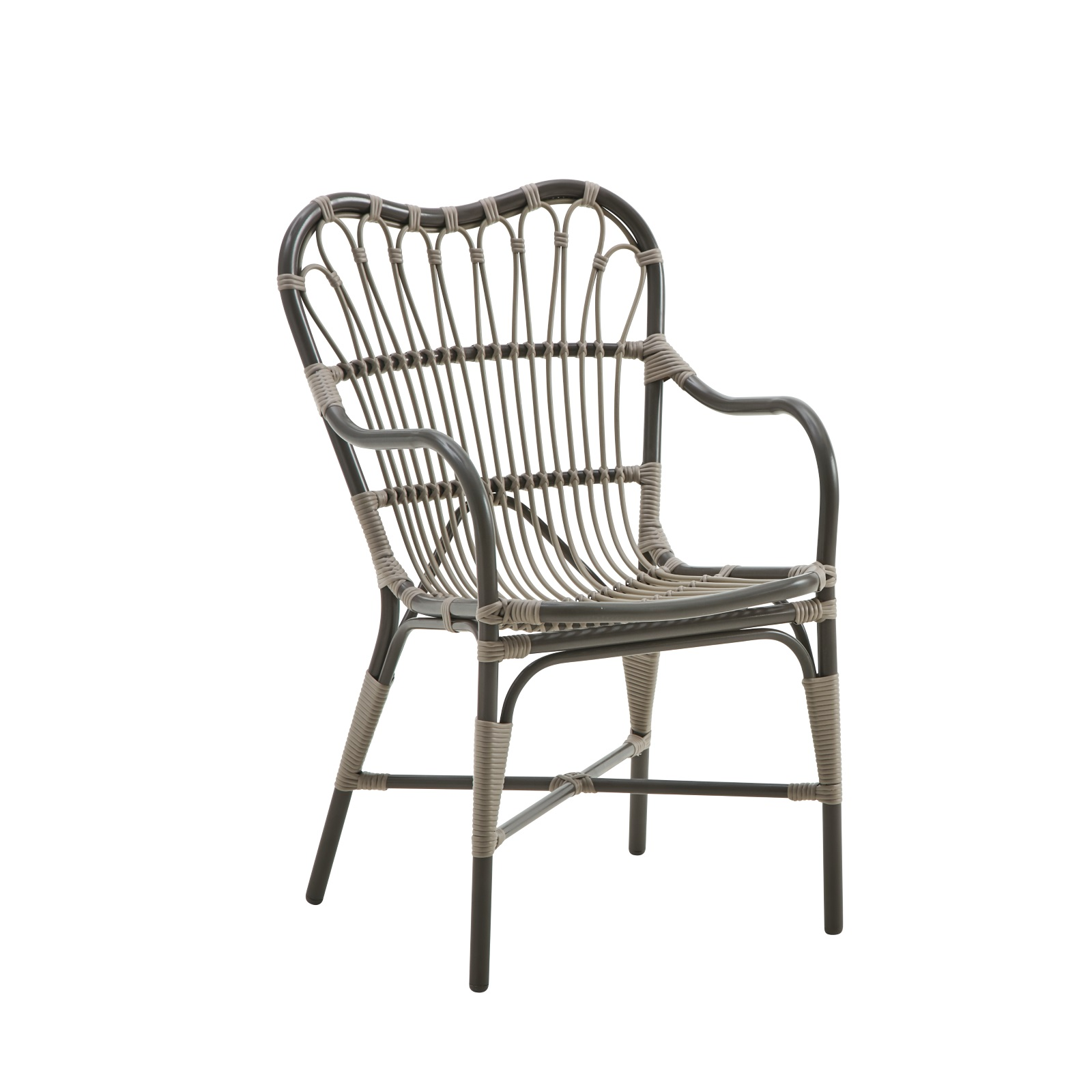 Margret chair Exterior Moccachino, Sika Design