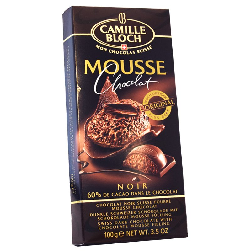Mörk Chokladkaka Mousse - 50% rabatt