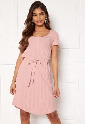 Happy Holly Serena dress Dusty pink 40/42