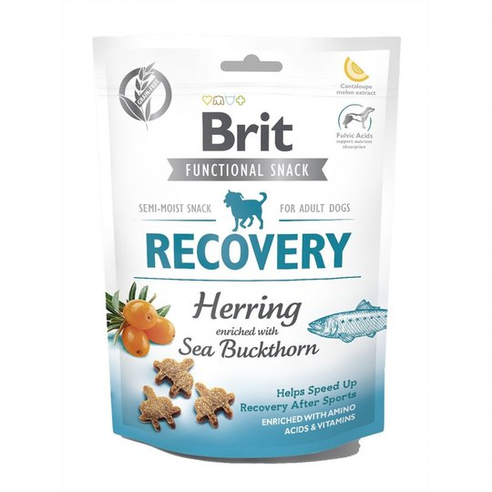 Brit Care Functional Snack Recovery Herring