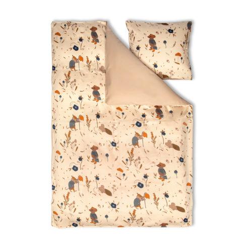 That's Mine - Junior Bedding 100 x 140 cm - Mouse Night (BD133)