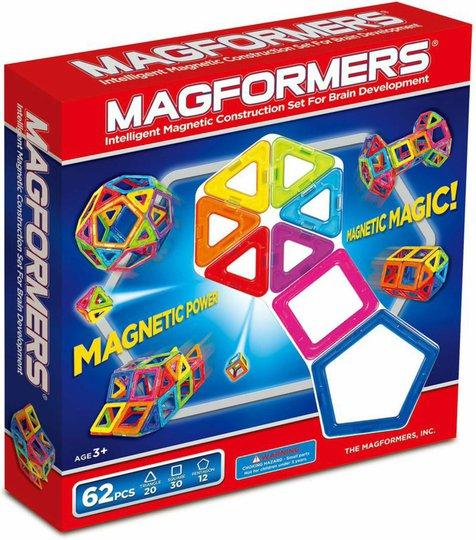 Magformers Byggesett 62