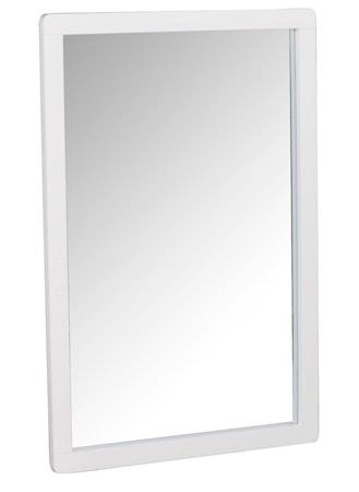 Methro Spegel Vitpigmenterad Ek 60x90 cm