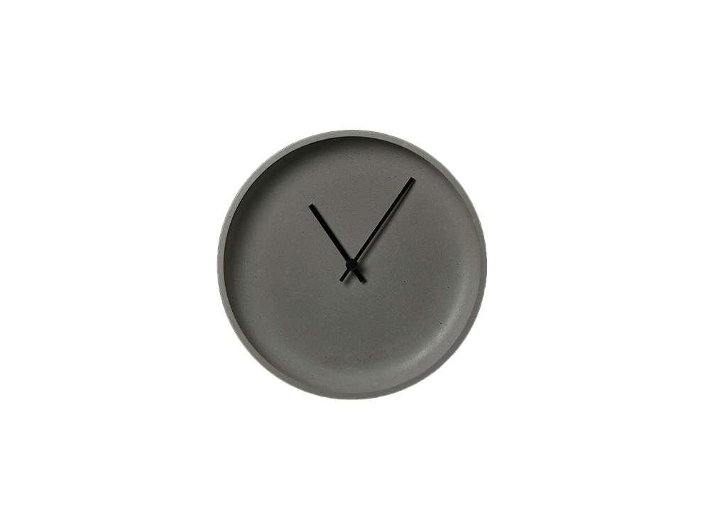 LIKEconcrete - Ida Wall Clock Ø 22 cm - Grey (93783)