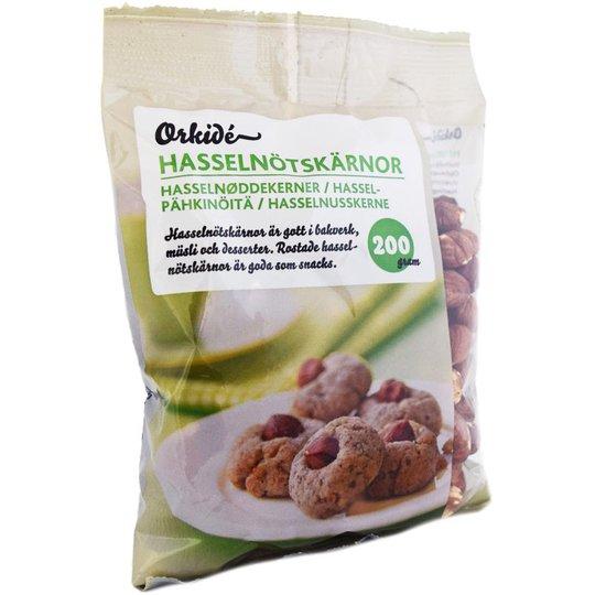 Hasselpähkinöitä - 43% alennus