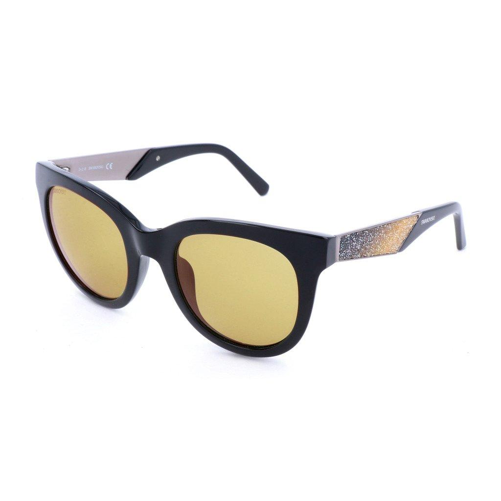 Swarovski Women's Sunglasses Black SK0126 - black NOSIZE