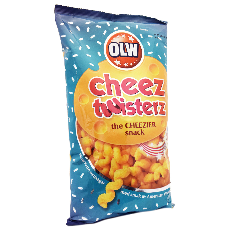 Cheez Twisterz - 37% rabatt