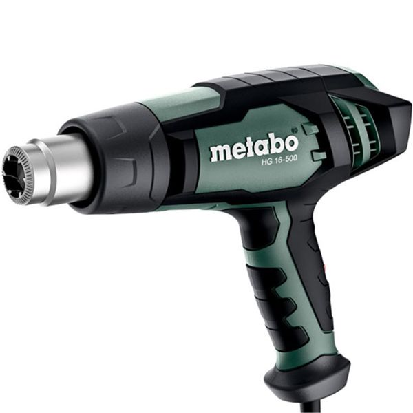 Metabo HG 16-500 Kuumailmapuhallin 1600 W, 1600 W