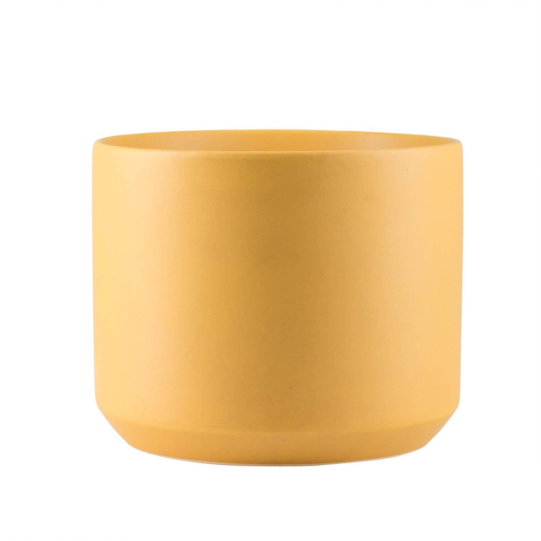 Potte Avat stor gul