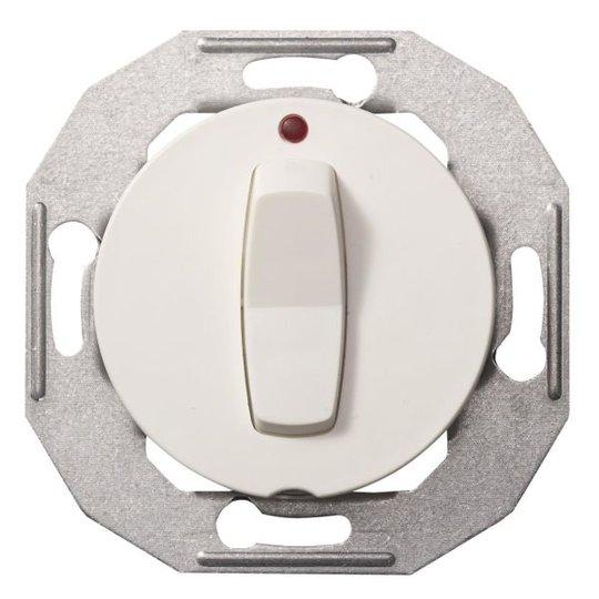 Schneider Electric WDE011062 Ohjauskytkin 2-napainen valkoinen