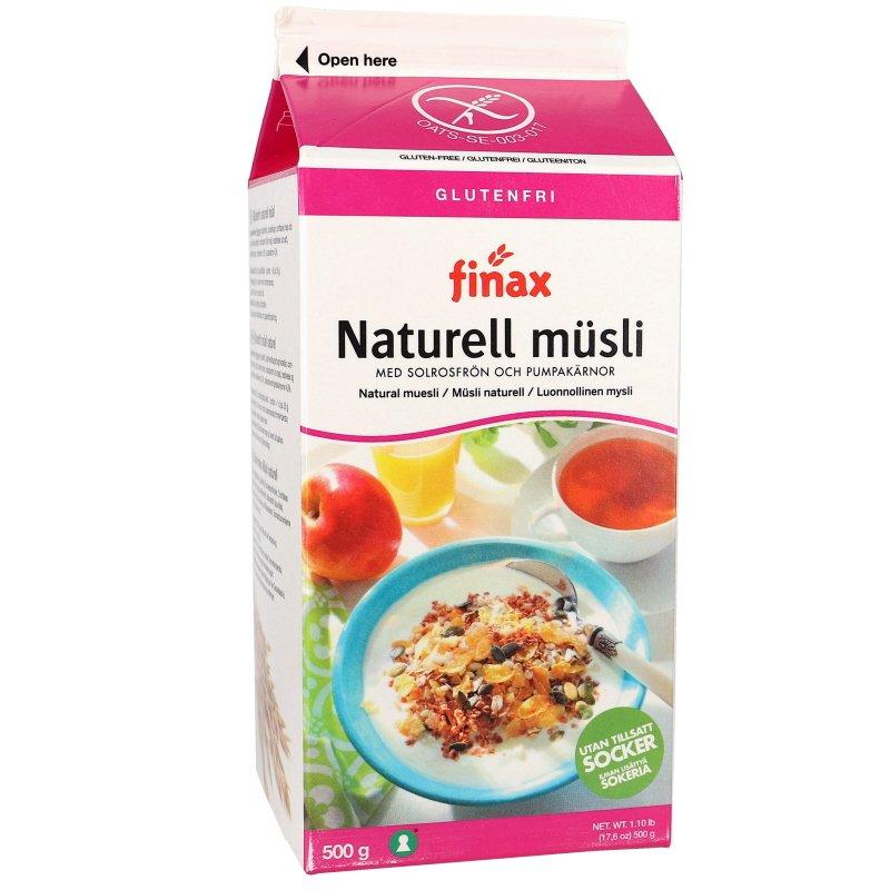 Naturell Musli Glutenfritt - 29% rabatt