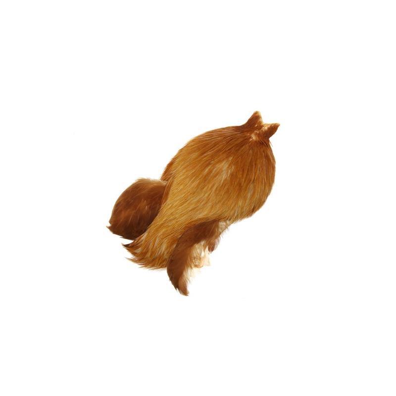 Feathermaster Rooster Cape Ginger Medium Ginger