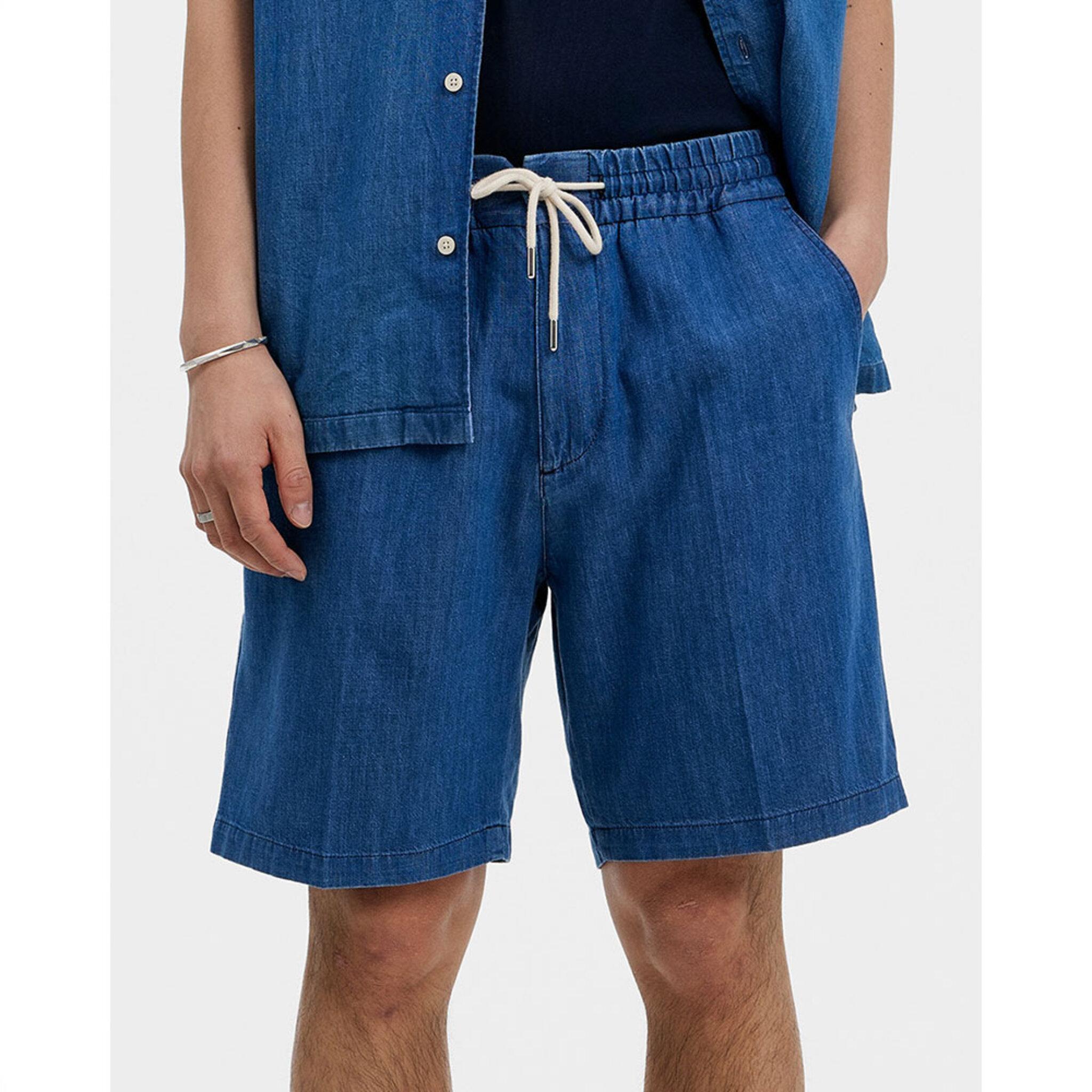 Earl Indigo Resort Shorts