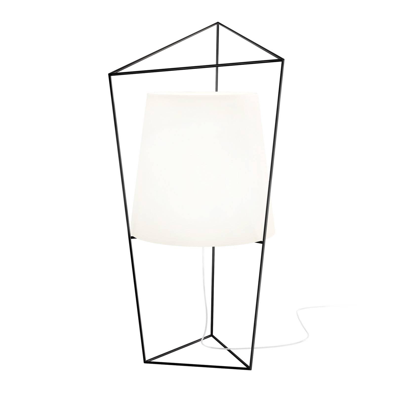 Kundalini Tatu bordlampe, svart