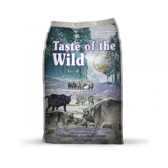Taste of the Wild Sierra Mountain Canine, Lamb (12,2 kg)