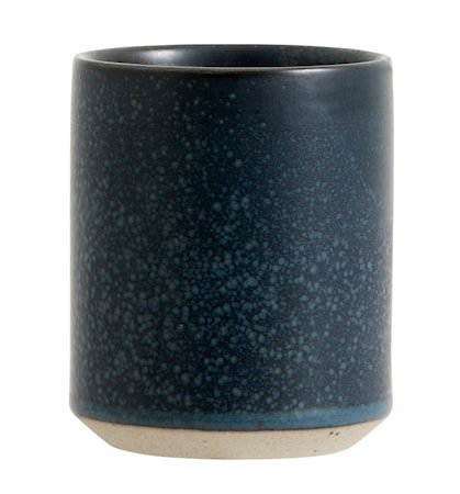 Grainy Kopp Mørkeblå