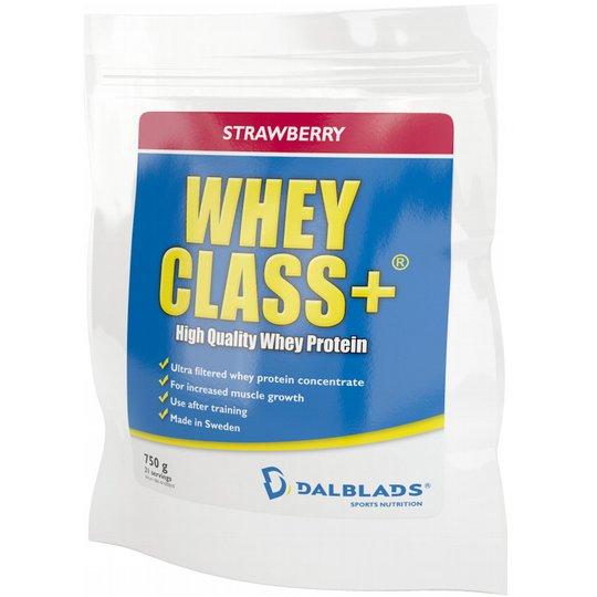Proteinpulver Jordgubb 750g - 67% rabatt