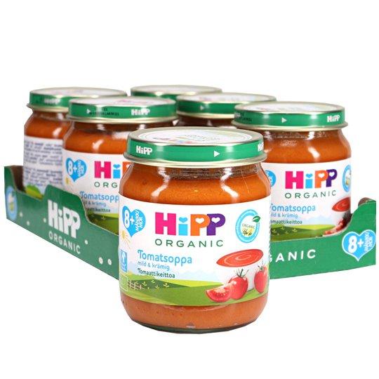 Lastenruoka Tomaattikeitto 6kpl - 30% alennus
