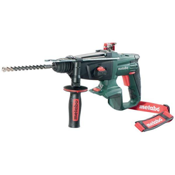 Metabo KHA 18 LTX Borhammer uten batterier og lader