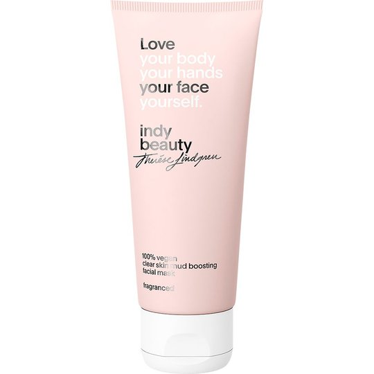 Clear Skin Mud Boosting Facial Mask, 100 ml Indy Beauty Kasvonaamio