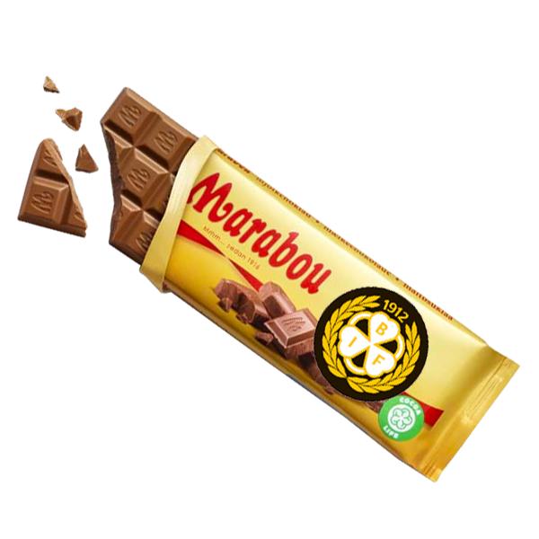 Brynäs Mjölkchoklad 100g