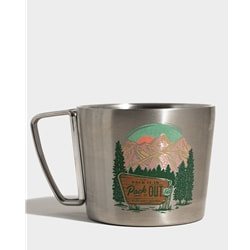 United By Blue Pack It Out 12Oz Convertible Mug