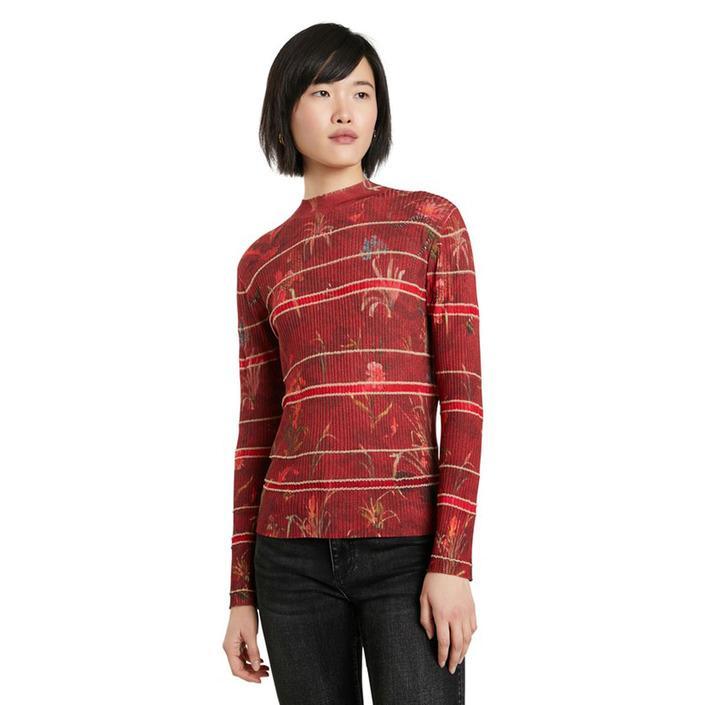 Desigual - Desigual Women Knitwear - red XS