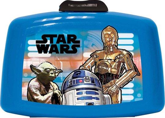 Star Wars Aero Matboks med innlegg, Blå