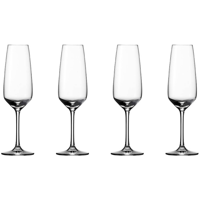 Vivo by Villeroy & Boch Voice Basic Glass Reims flute