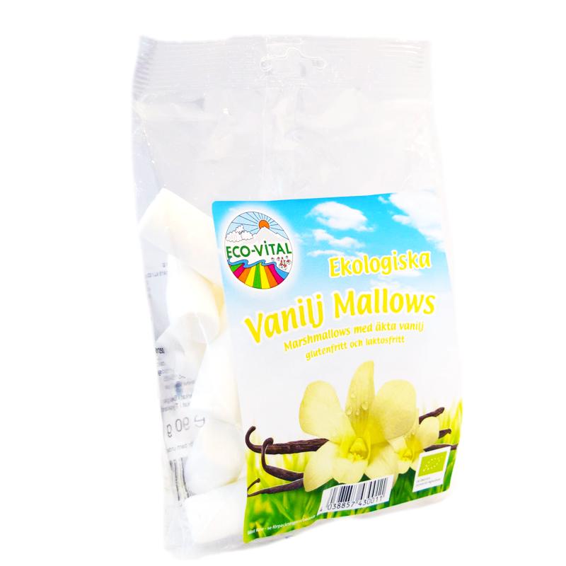 Marshmallows Vanilj - 36% rabatt
