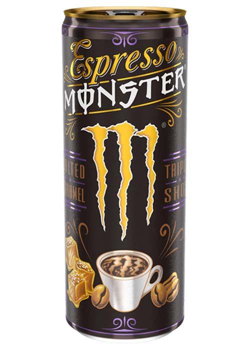 Monster Espresso Salted Caramel 25 cl