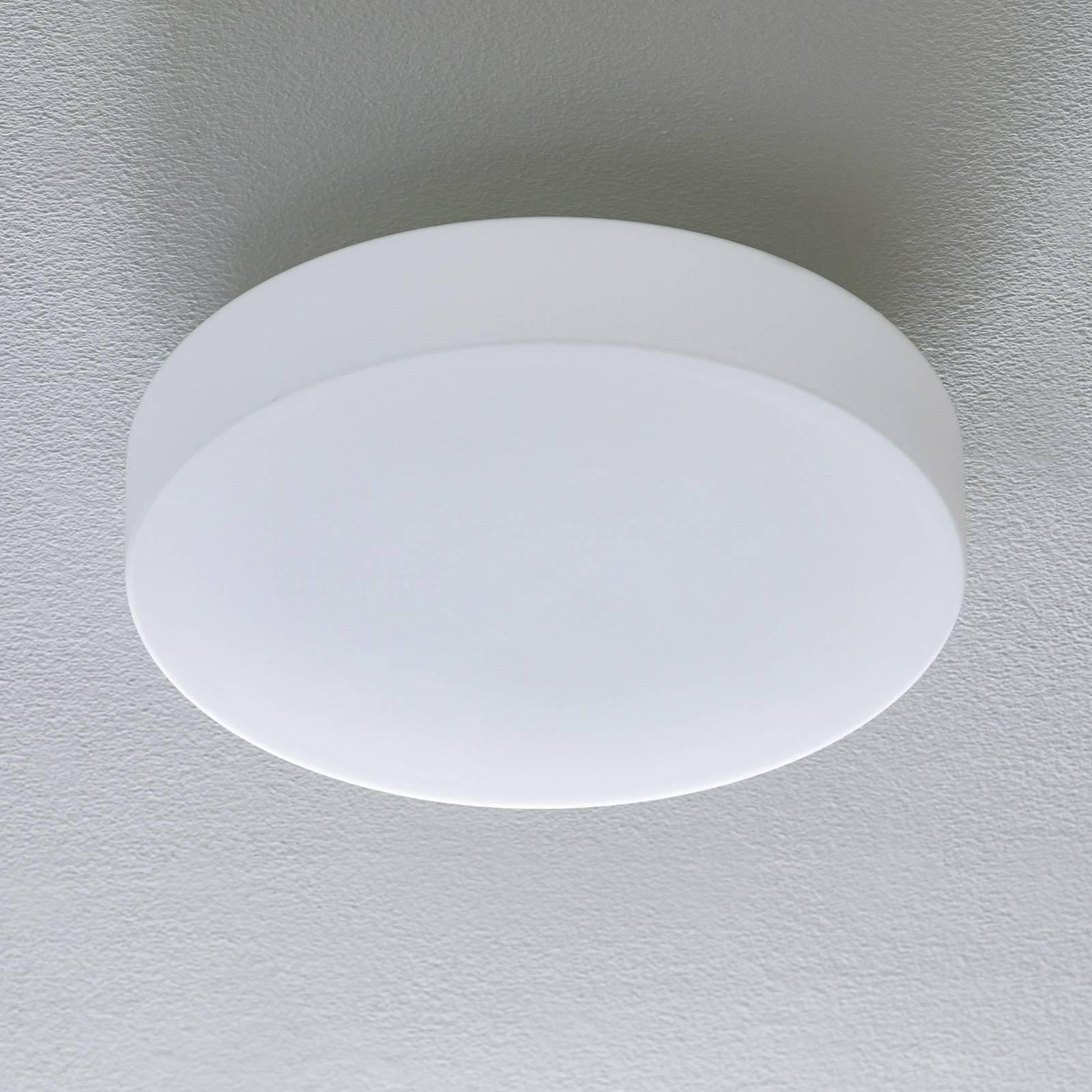 BEGA 50651 LED-taklampe opalglass 3 000 K Ø34cm