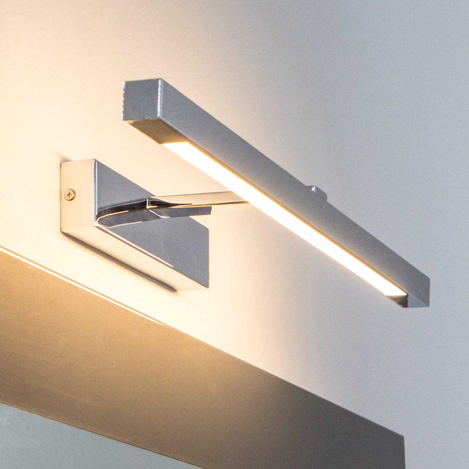 Moderne speillampe Lievan med LEDs