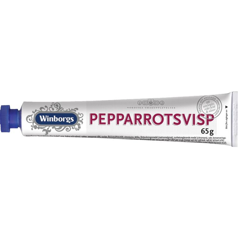 Pepparrotsvisp - 30% rabatt