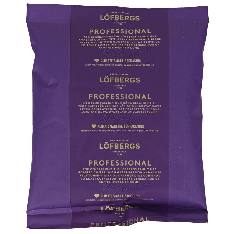 Luomu Kahvi Tumma Paahto - 50% alennus