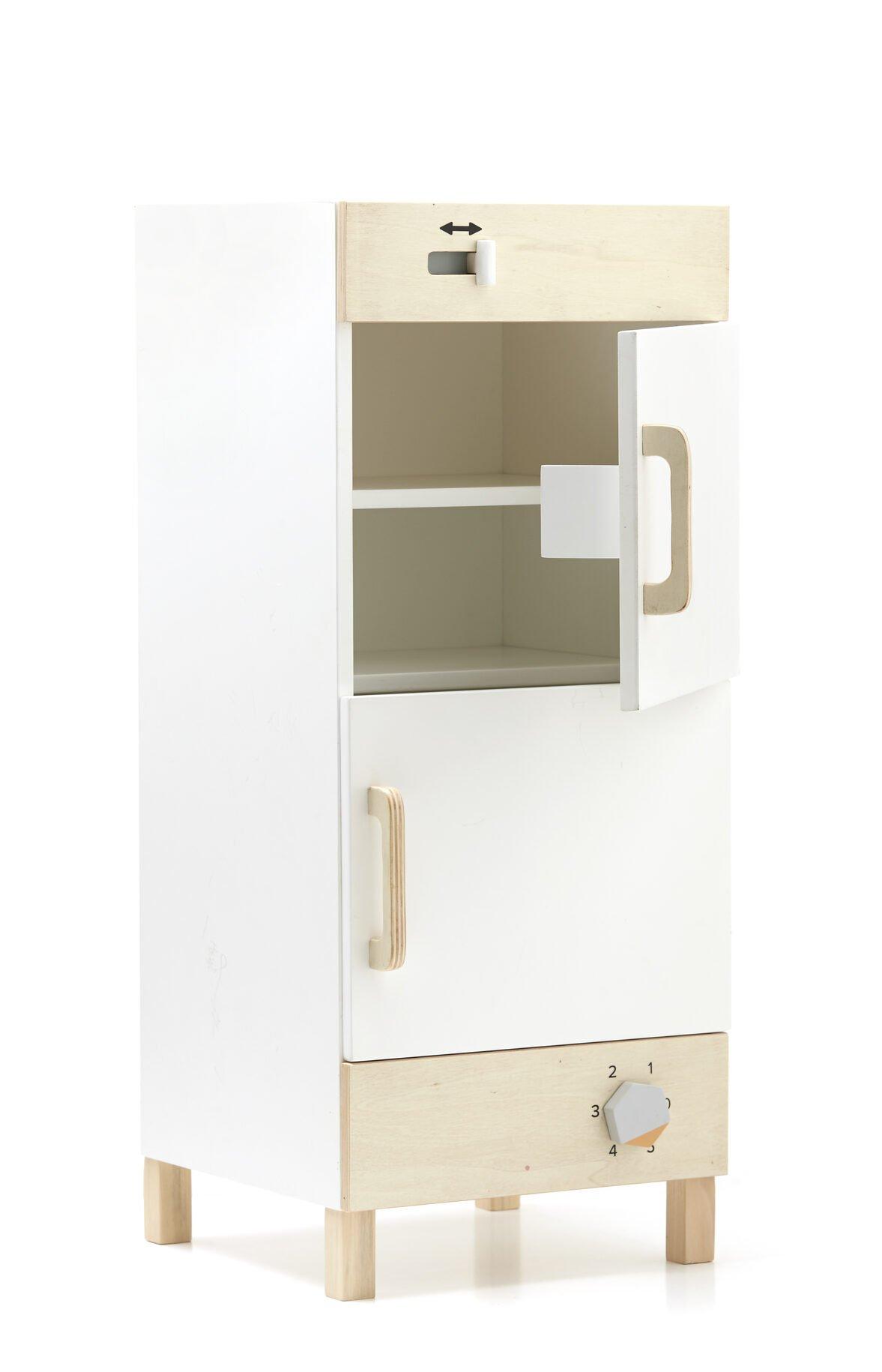 Kids Concept - Fridge & freezer BISTRO (1000281)