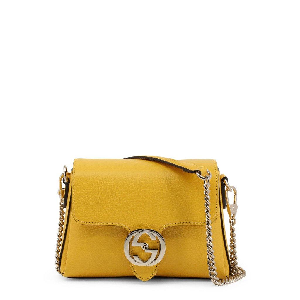 Gucci Women's Crossbody Bag Yellow 607720_CAO0G - yellow NOSIZE